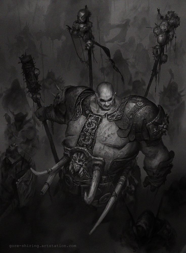 Fat One By Gore Shiring On Deviantart Wh40k Traitors