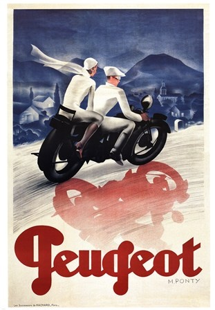 Geugeot Motorcycles.