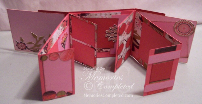 cool scrapbook mini albums, tutorials, ideas, projects