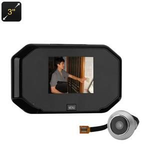Peephole Camera K484-CVAGN-J148