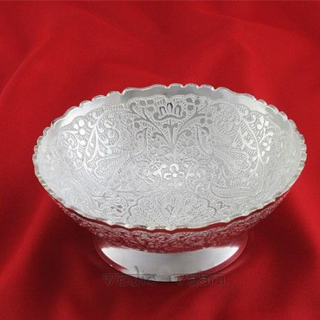 Bowl for Puja, Buy Pooja Bowl for Prasadam Online, Vedicvaani.com get wide range of pooja bowls online in silver, german silver, brass and copper at low price from India in usa. Buy hindu prayer vessels and bartan online from india in usa. Special discount 10% coupon code PU10 for pinterest user.