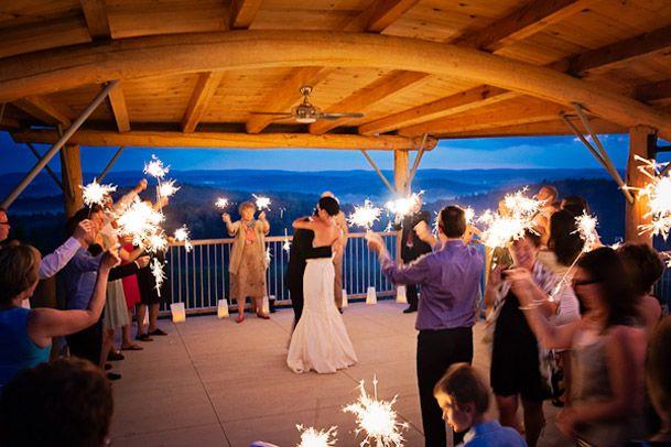 wakefield quebec wedding - Le Belvedere