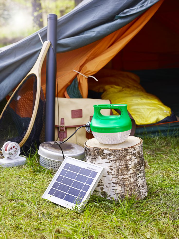Solar lamp from Schneider Electric | PerPR
