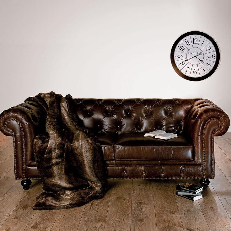 old england leder sofa traumsofa wohnzimmer und einrichtung. Black Bedroom Furniture Sets. Home Design Ideas