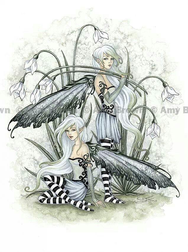Amy Brown~Fairies