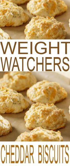 Cheddar Biscuits Weight Watchers Recipes to help you stay on track with your diet plan, New Year's resolutions, and weight loss goals.
