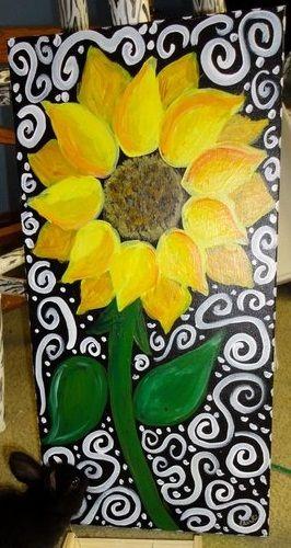 Sunflower - Bottles n Brushes