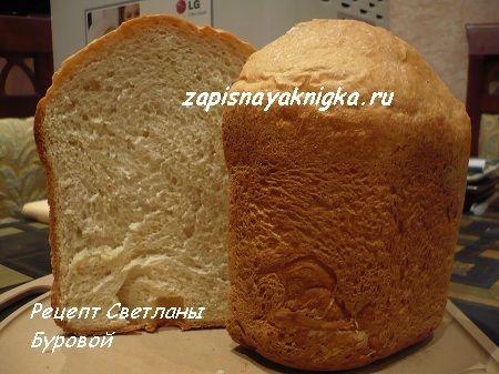 Французский хлеб рецепт в хлебопечке и духовке