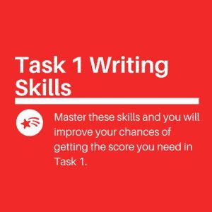 IELTS Writing Task 1 Skills