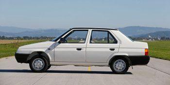 Škoda 782 Prototype '1986