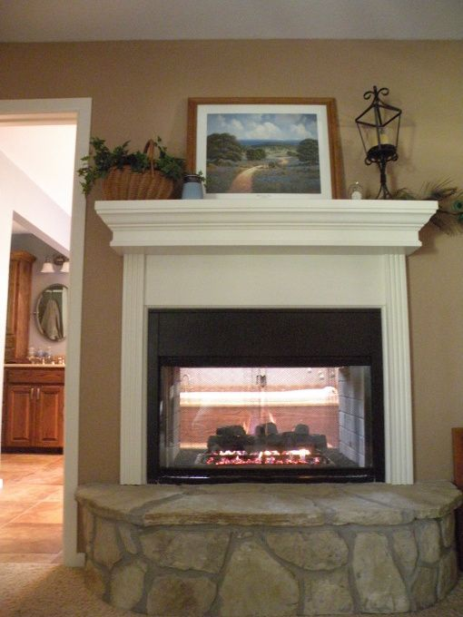 Best 25 Double Sided Gas Fireplace Ideas On Pinterest: 2 sided fireplace ideas