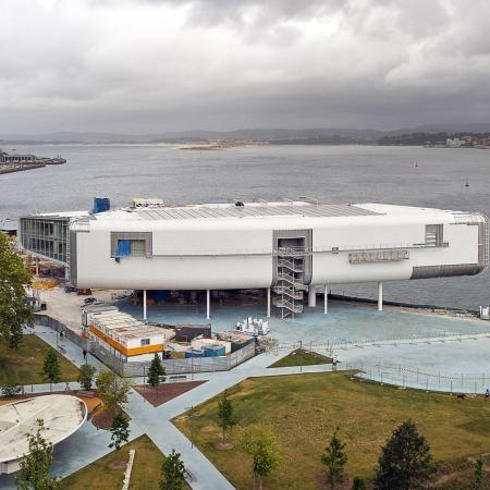 Botín Centre in Santander   Renzo Piano + Luis Vidal   Centro Botín en Santander