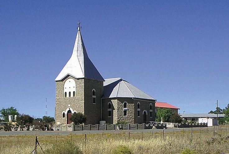 Kamieskroon-kerk vier 150 jaar