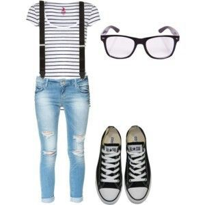 Nerdy Outfit