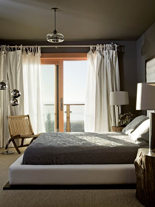 Уютный дом на побережье океана в Орегоне