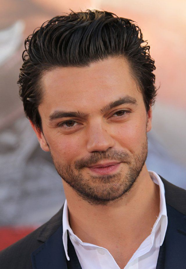 Dominic Cooper is an English actor. He has worked in TV, film, theater and radio, in productions including Mamma Mia!, The Duchess, The History Boys, The Devil's Double, and Captain America: The First Avenger.