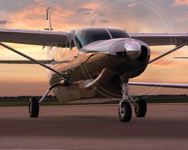 Rusia adquiere aviones Cessna Caravan para los servicios aéreos locales