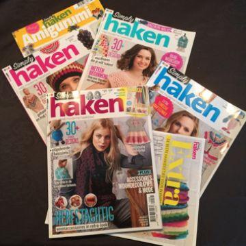 Het magazine: SIMPLY HAKEN!