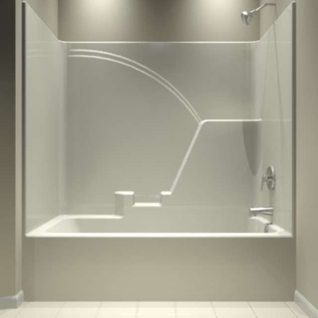 Diamond Tubs and Showers  One Piece upper end design Best 25 piece tub shower ideas on Pinterest
