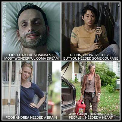 Rick's Dream