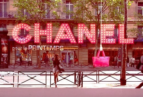 Chanel Pink: Paris, Coco Chanel, Inspiration, Lady Night, Design Concept, Fashion Photography, Pink Fashion, Chanel Pink, Glitter