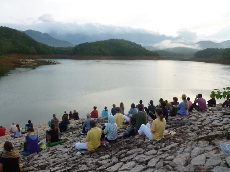 Sivananda yoga ashram Kerala
