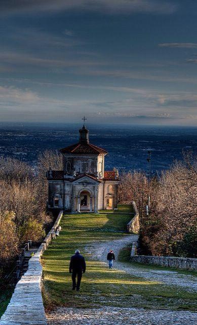Sacro Monte, Varese, Italy