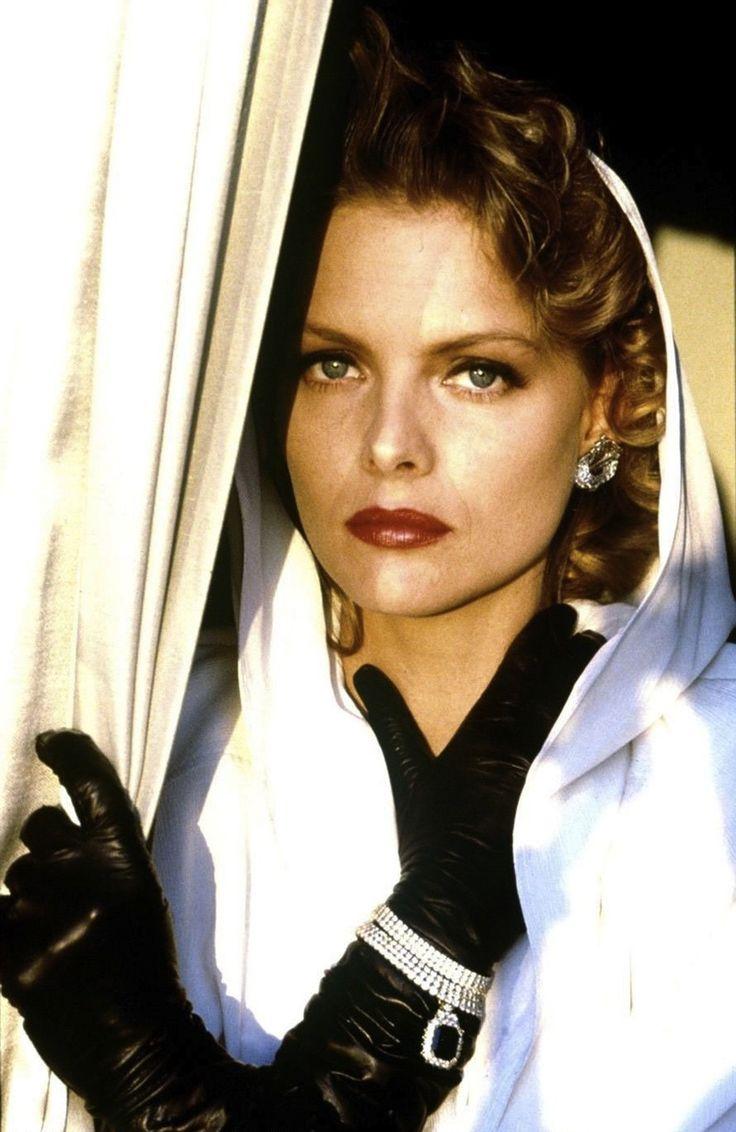 Michelle Pfeiffer by Helmut Newton