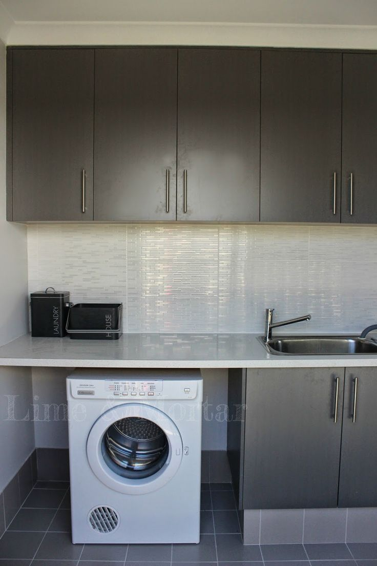 Laundry wall tile