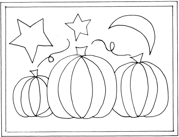 Pumpkin Trio punch needle