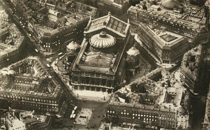 ET CHARLES GARNIER CONSTRUIT L'OPÉRA… L'histoire de ce chef d'œuvre