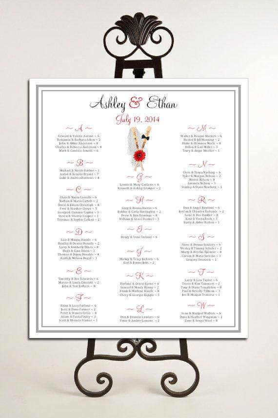 Best 25+ Wedding table assignments ideas on Pinterest Table - printable seating charts
