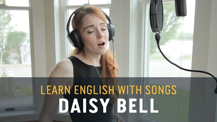 Learn English with Songs - Daisy Bell - Lyric Lab
