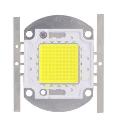 [$20.26] 100W High Power White LED Lamp, Luminous Flux: 8500lm (Using in S-LED-1124, S-LED-1551, S-LED-1634)