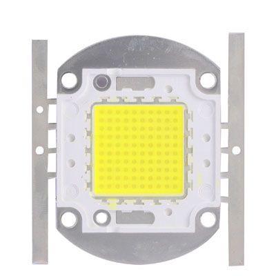 [$20.26] 100W High Power White LED Lamp, Luminous Flux: 8500lm (Using in S-LED-1124, S-LED-1551, S-LED-1634)