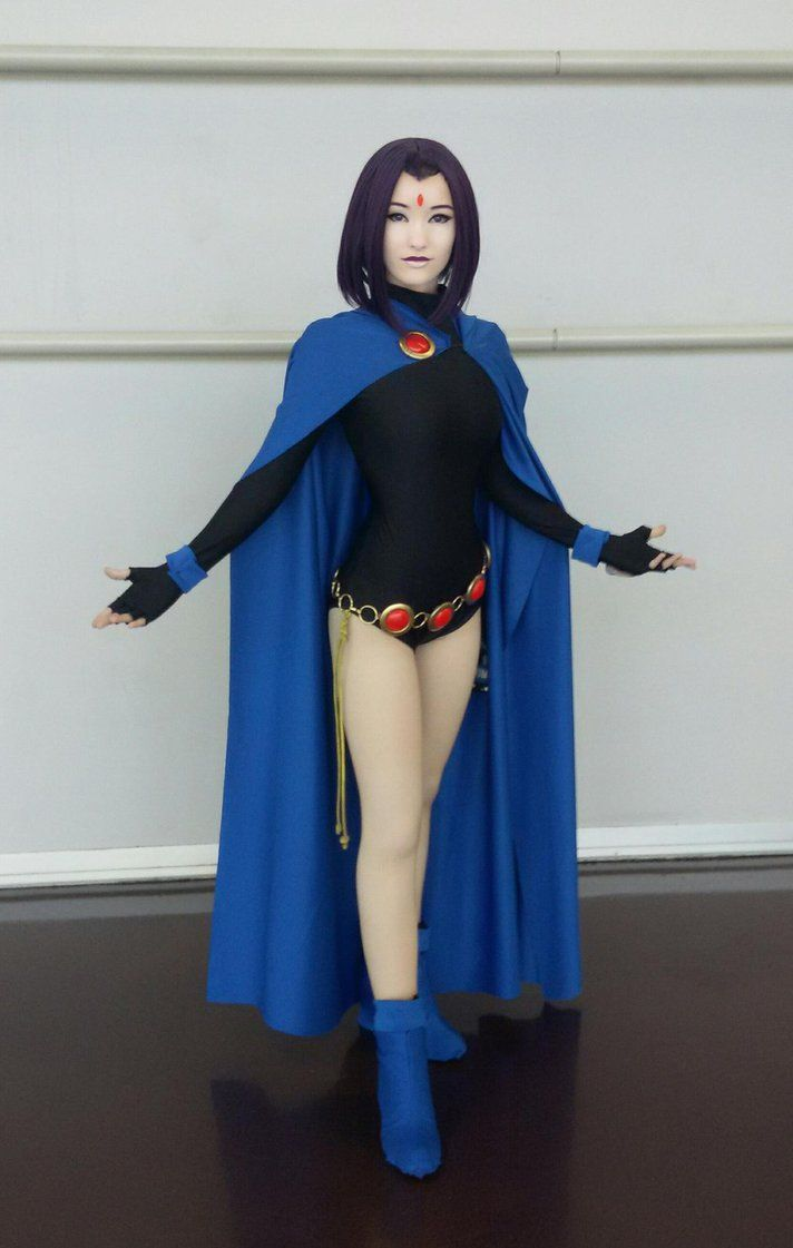 Raven Cosplay by alex_cosplays on Instagram