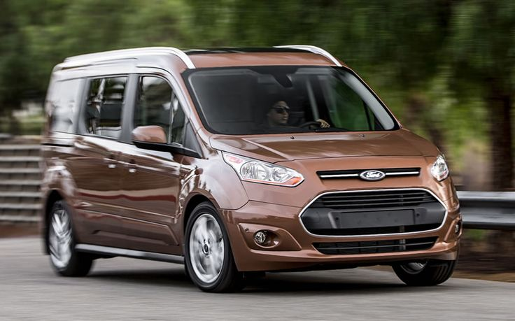 Ford Transit Connect — The Ford Transit Connect is a compact panel van developed by Ford Europe and derived from the Ford Focus.