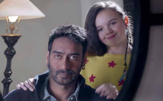 Here is the video of Raatein song as the song is officially released and song present the terrific chemistry between father and daughter. In the movie fathe
