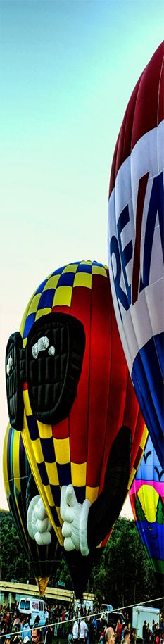 Le Festival des Montgolfieres a Duluth   Duluth Balloon Festival 2015