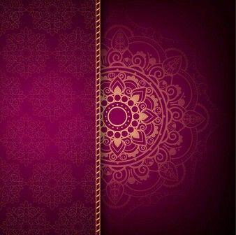 Islamic Vector In 2019 Luxury Background Mandala Design Backgrounds Free