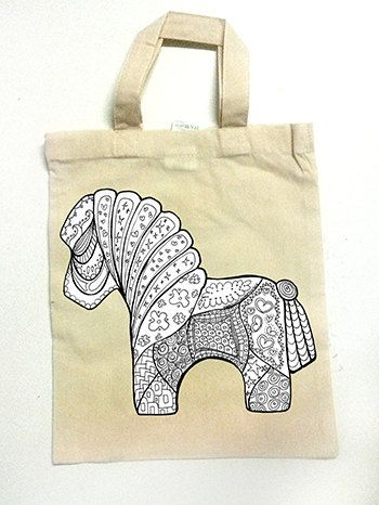 Bags & Purses  Market Bags  tote bag print  tote bag kids  tote bag shopper  shopper bag  birthday party bag  kids fashion baby fashion  canvas bag  bridesmaid bag  eco tote bag  eco shopper  pony shopper  horse tote bag Shopper mini kids tote bag horse pony eco ecological children organic cotton beige nature animal print handbag bag grocery shopping girl
