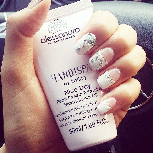 Have a nice day with Hand!Spa hydrating hand cream (http://bit.ly/1upSHOU) #alessandroGR #alessandronails #alessandrointernational #hand #cream #beauty #care #nailart #notd