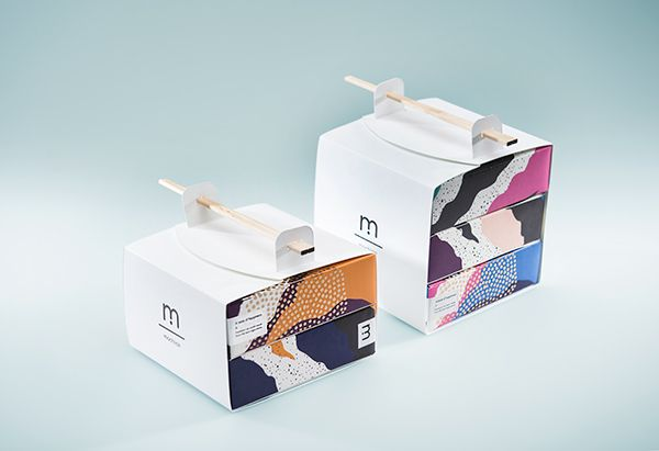 Mochiice new concept on Packaging Design Served