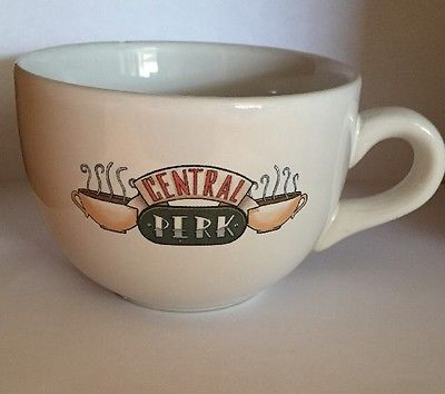 Friends TV Show Central Perk Mug/Coffee Cup