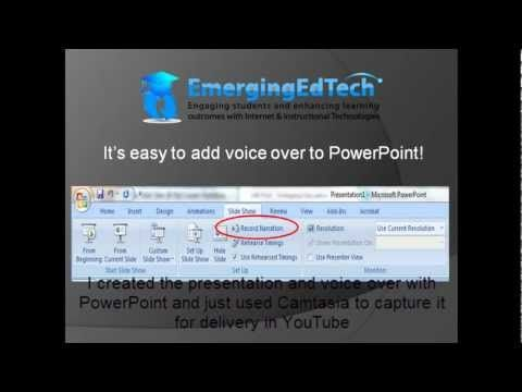 Add Voice Over to PowerPoint Presentations in 5 Easy Steps