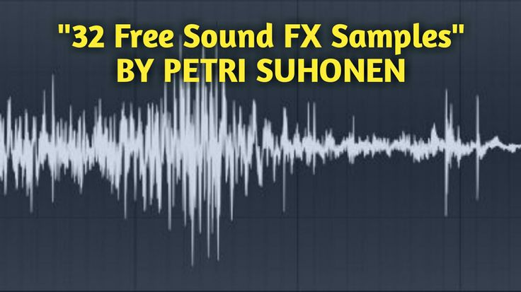 I spent some time on sound designing and here's 32 royalty free sound effects for you to use freely in your commercial or non-commercial musical productions, videos, games, website projects, etc. All sounds are created and designed by me. I'm not so keen to categorize my sounds (or ANY sound) as it's so objective matter, but this package probably belongs into sci-fi movie genre. There's pass by sounds with impacts, slams, atmospheres, some unidentified machine like sounds and so on.