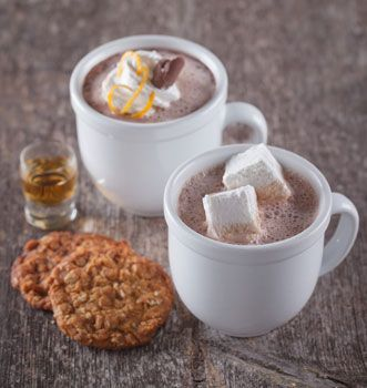 Best Ever Hot Chocolate | A drink or two | Pinterest