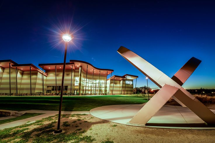 Hanford Reach Interpretive Center - nominated for the 2014 DJC Building of the Year