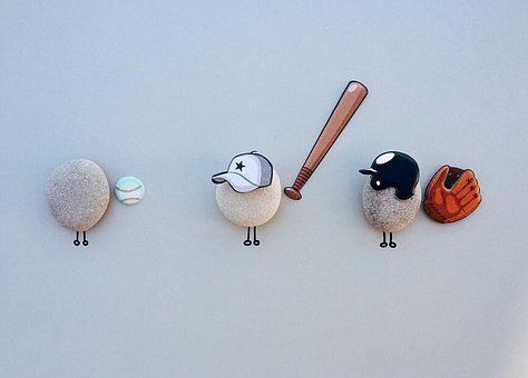 Beyzbol, Spor, Oyun, Top
