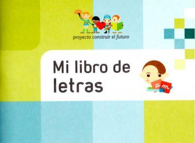 Actividades para Educación Infantil: Mi libro de letras